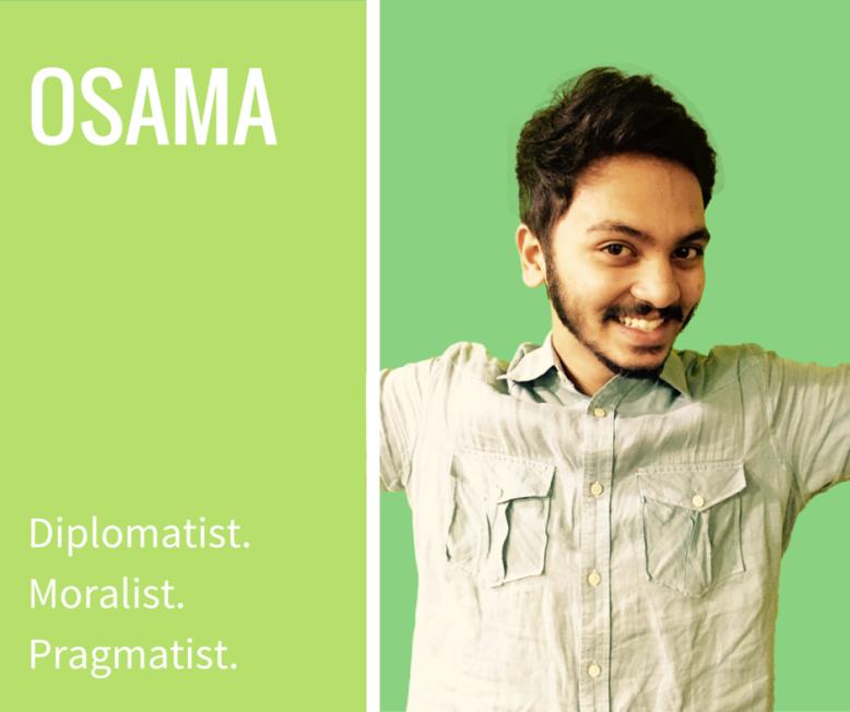Osama from Chennai